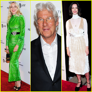 Chloe Sevigny Says Her 'The Dinner' Co-Star Richard Gere Is 'A Real Movie Star'!