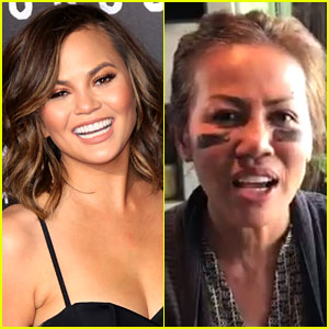 Chrissy Teigen Posts Videos of Her Mom Reenacting Funny Audition Video!