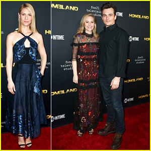 Claire Danes Says Her 'Homeland' Character Is So Much Bigger Than Her Gender!