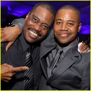 Cuba Gooding Jr.'s Dad Found Dead of Suspected Overdose