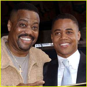 Cuba Gooding Jr. Pays Tribute to His Late Father