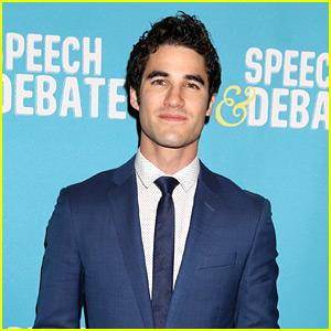 Darren Criss Joins 'Speech & Debate' Cast at NYC Premiere!