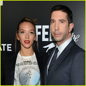 David Schwimmer & Wife Zoe Buckman Taking Time Apart After Almost 7 Years of Marriage