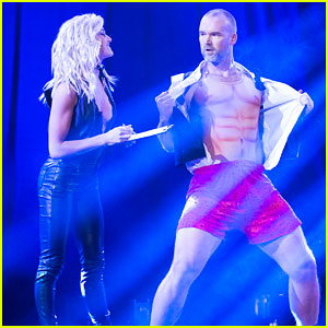 MLB's David Ross on Last Night's 'DWTS': 'I Learned I Have an Inner Stripper'