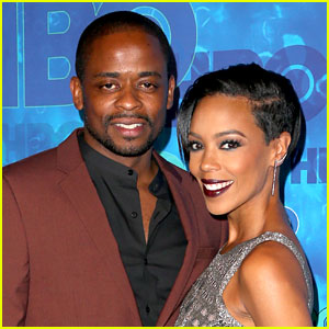 Psych's Dule Hill Is Engaged to Jazmyn Simon!
