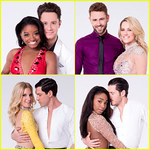'DWTS' 2017 Week 6 - Full Song & Dance List!