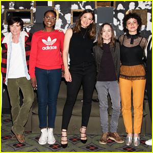 Ellen Page & Jennifer Garner Reprise 'Juno' Roles For Planned Parenthood Benefit Reading!