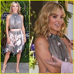 Elsa Pataky Reveals Chris Hemsworth Learns 'One or Two Words' in Spanish Every Year