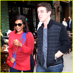 Exes Mindy Kaling & BJ Novak Are Still BFFs!