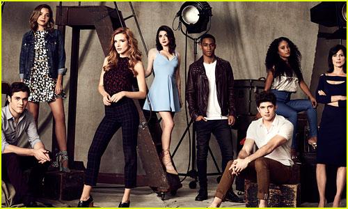 'Famous in Love' Cast List - Meet Freeform's New Stars!