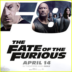 'Fate of the Furious' Grosses Over $1 Billion Worldwide!