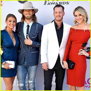 Florida Georgia Line Guys Bring Their Lovely Ladies to ACM Awards 2017!
