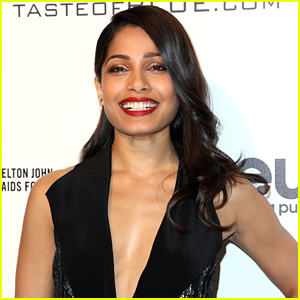 Freida Pinto Has One Request Before Considering Playing a Bond Girl