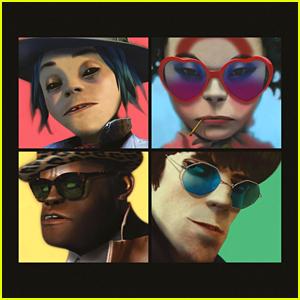 Gorillaz ft. Pusha T & Mavis Staples: 'Let Me Out' - Stream, Lyrics, & Download - Listen Now!