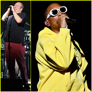 Hans Zimmer Surprises Coachella 2017 Crowd With Pharrell Williams Collab - See His Set List Here!