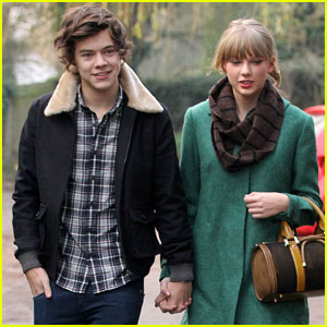 Fans Are Convinced Harry Styles Wrote Song About Taylor Swift