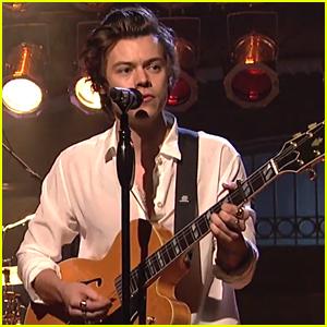 Harry Styles: 'Ever Since New York' SNL Video & Lyrics - Watch Now!
