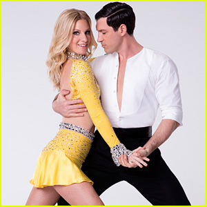 Heather Morris Reacts to Shocking 'DWTS' Elimination After Getting Perfect Score