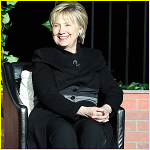 Hillary Clinton Makes Surprise Appearance at Tribeca Film Festival to Discuss Ending Elephant Poaching