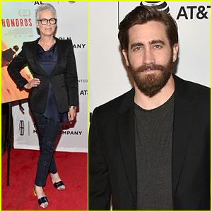 Jake Gyllenhaal & Jamie Lee Curtis Honor Late Photographer 'Hondros' in Documentary