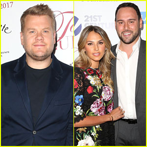 James Corden Jokingly Compares Scooter Braun to United Airlines at Charity Event