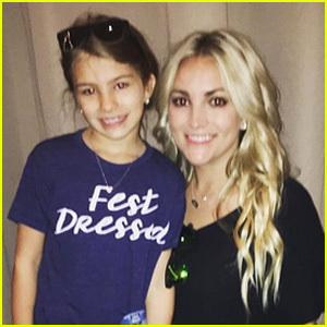 Jamie Lynn Spears Shares Cute, New Pics of Daughter Maddie After Her Accident