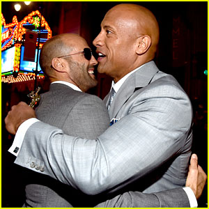 Jason Statham & Dwayne Johnson Might Get a 'Fast & Furious' Spinoff Movie!