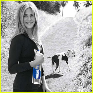 Jennifer Aniston's Smartwater Campaign Gives Sneak Peek Into Her Life