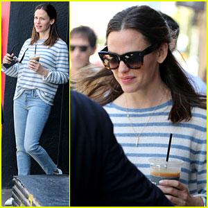 Jennifer Garner Makes First Public Appearance Since Filing for Divorce from Ben Affleck
