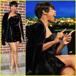 Jennifer Hudson Reveals Whitney Houston Influenced Her Role In Netflix's 'Sandy Wexler'!