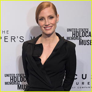 Jessica Chastain Is Pushing for Gender Equality in Hollywood