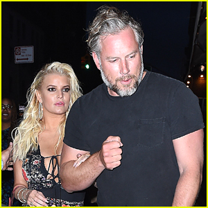 Jessica Simpson & Husband Eric Johnson Enjoy Date Night in NYC