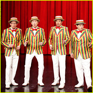 Jimmy Fallon's Ragtime Gals Take on 'Baby Got Back' - Watch Now!