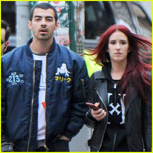 Joe Jonas Flies To the Gym For a Workout With a Gal Pal
