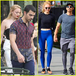 Joe Jonas & Sophie Turner Make The Cutest New York Couple
