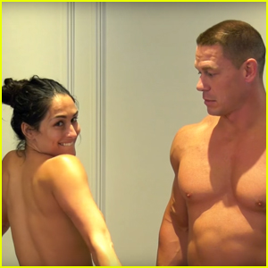 John Cena & Nikki Bella Bare It All In Hilarious Video - Watch Now!