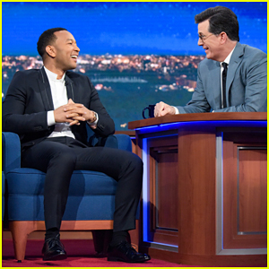 John Legend Calls Donald Trump A 'Corrupt' & 'Terrible President'!