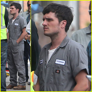 Josh Hutcherson Breaking News, Photos, and Videos | Just Jared