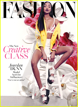 Jourdan Dunn Opens Up About Having a Child at 19