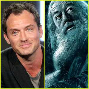 Jude Law to Play Young Dumbledore in 'Fantastic Beasts' Sequel!