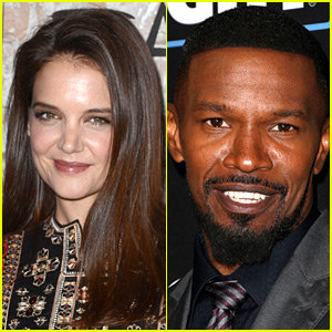Katie Holmes & Jamie Foxx Spotted on Dinner Date in NYC!