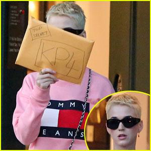 Katy Perry Teases Her Top Secret Album!