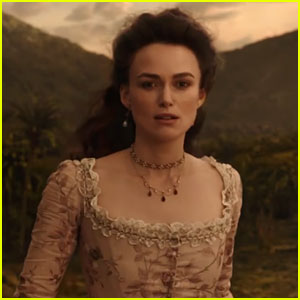 Keira Knightley Appears in New 'Pirates 5' International Trailer!