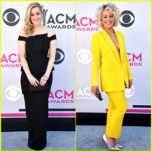 Kellie Pickler & Cam Are Blonde Beauties at ACM Awards 2017
