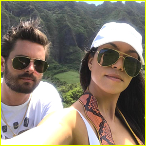 Kourtney Kardashian & Scott Disick Are 'Back at it Again' While on Their Family Vacation!