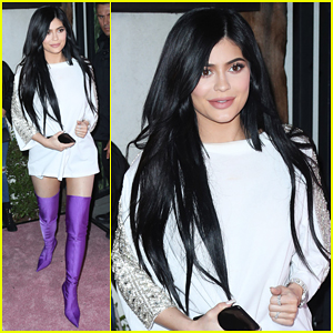 Kylie Jenner Steps Out After 'Life With Kylie' Spinoff Show Announcement!