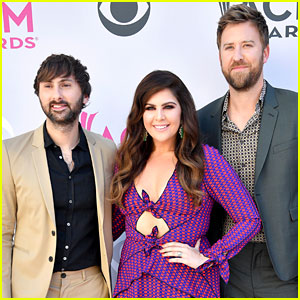 Lady Antebellum Hit Red Carpet Ahead of ACM Awards 2017 Performance!