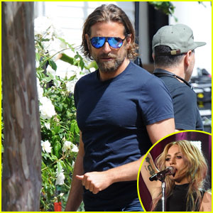 Bradley Cooper Gets Shout-Out From Lady Gaga at Coachella