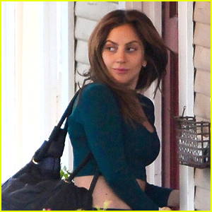 Lady Gaga Gets to Work Filming 'A Star is Born' in L.A.