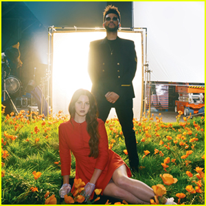Lana Del Rey Drops 'Lust For Life' Ft. The Weeknd - Stream, Lyrics, & Download!